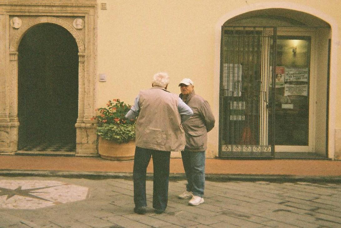 engangskamera, Italia