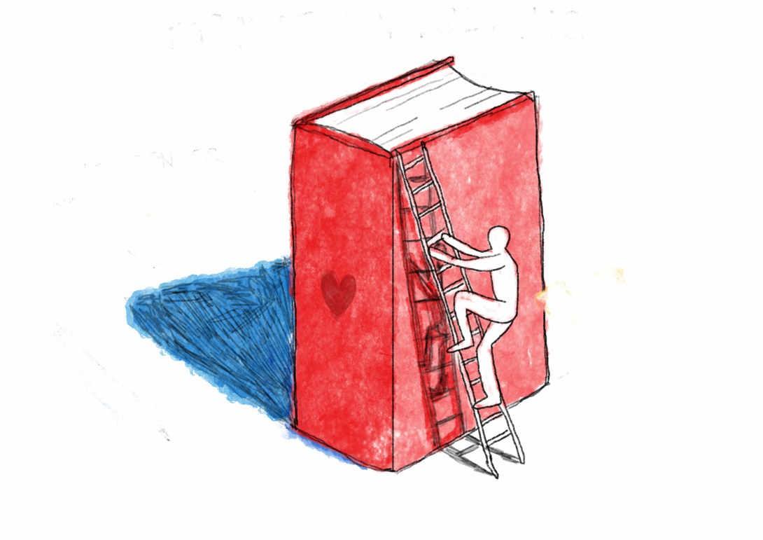 Lukket bok