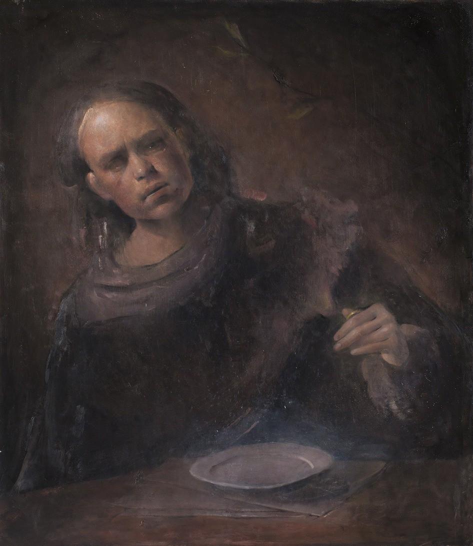 Selvportrett som poet