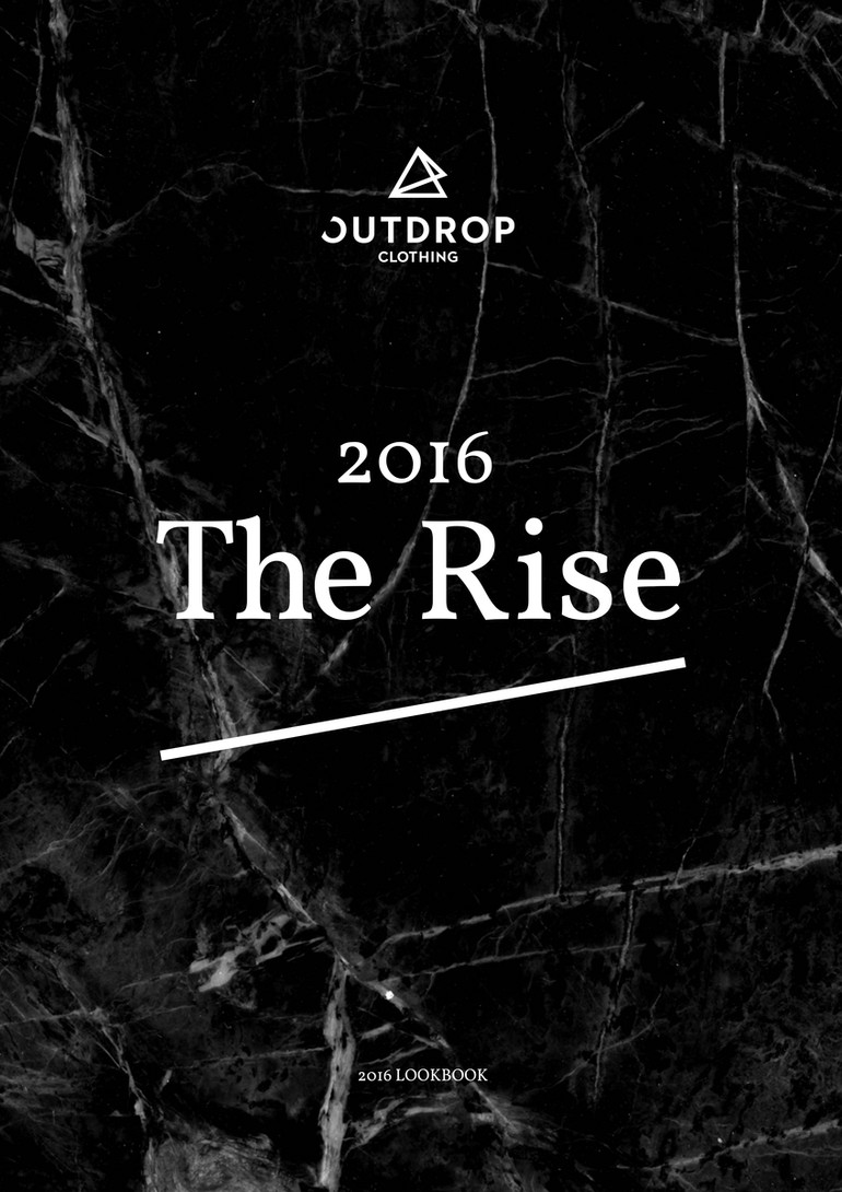 OUTDROP CLOTHING COLLECTION 1 - THE RISE