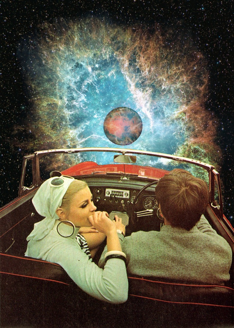 SPACE TRIP.