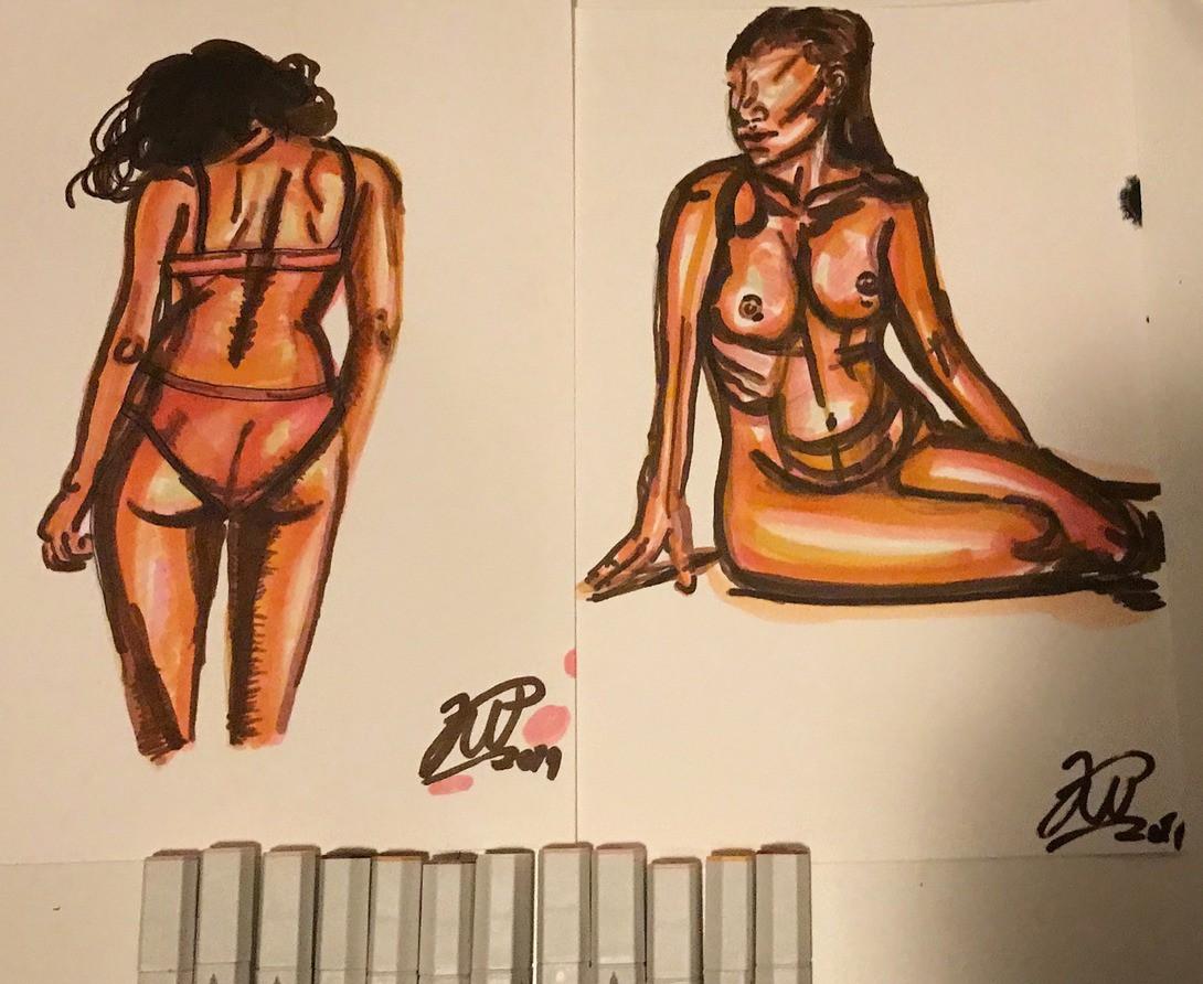 Kvinnekroppen - anatomi