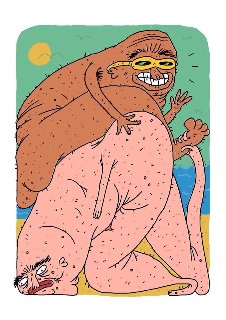 strandkos