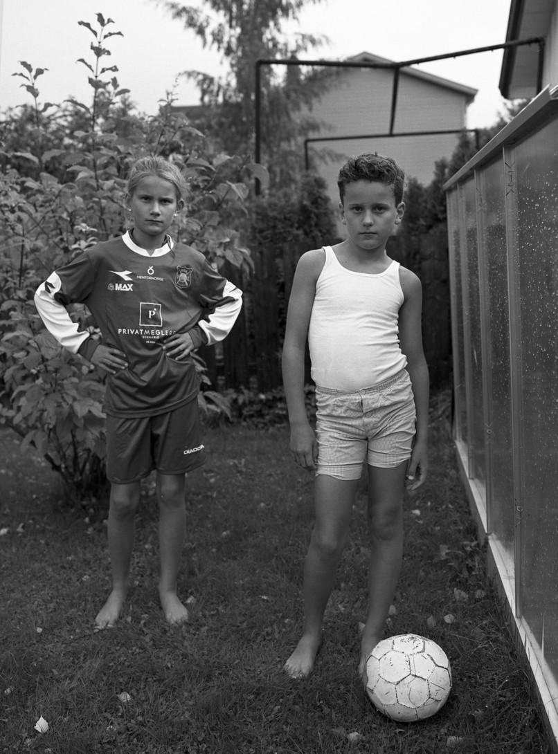 Mikkel & Selma