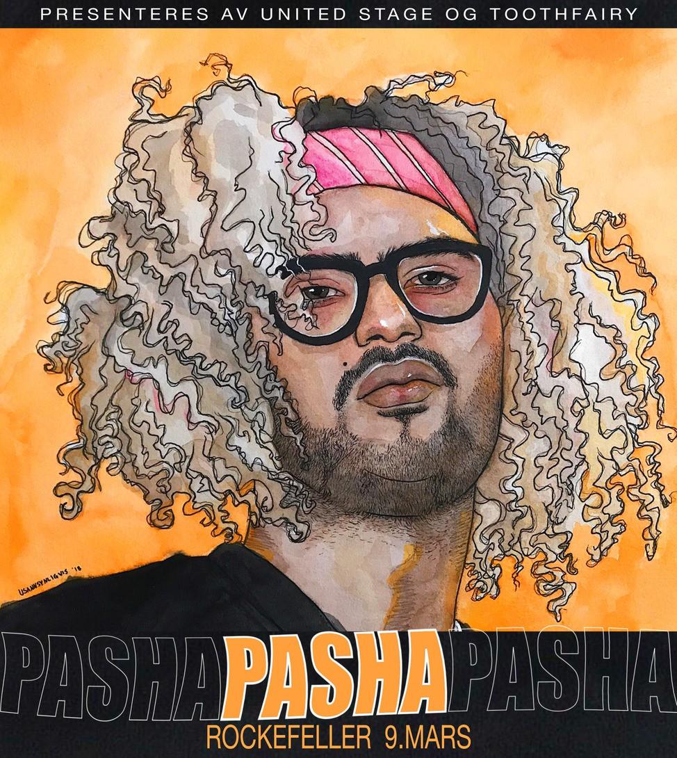Pasha plakat