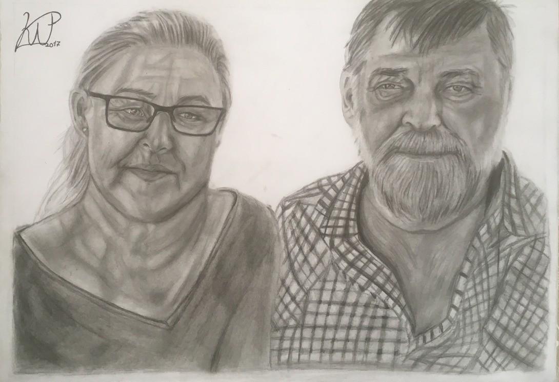 Besteforeldrene mine