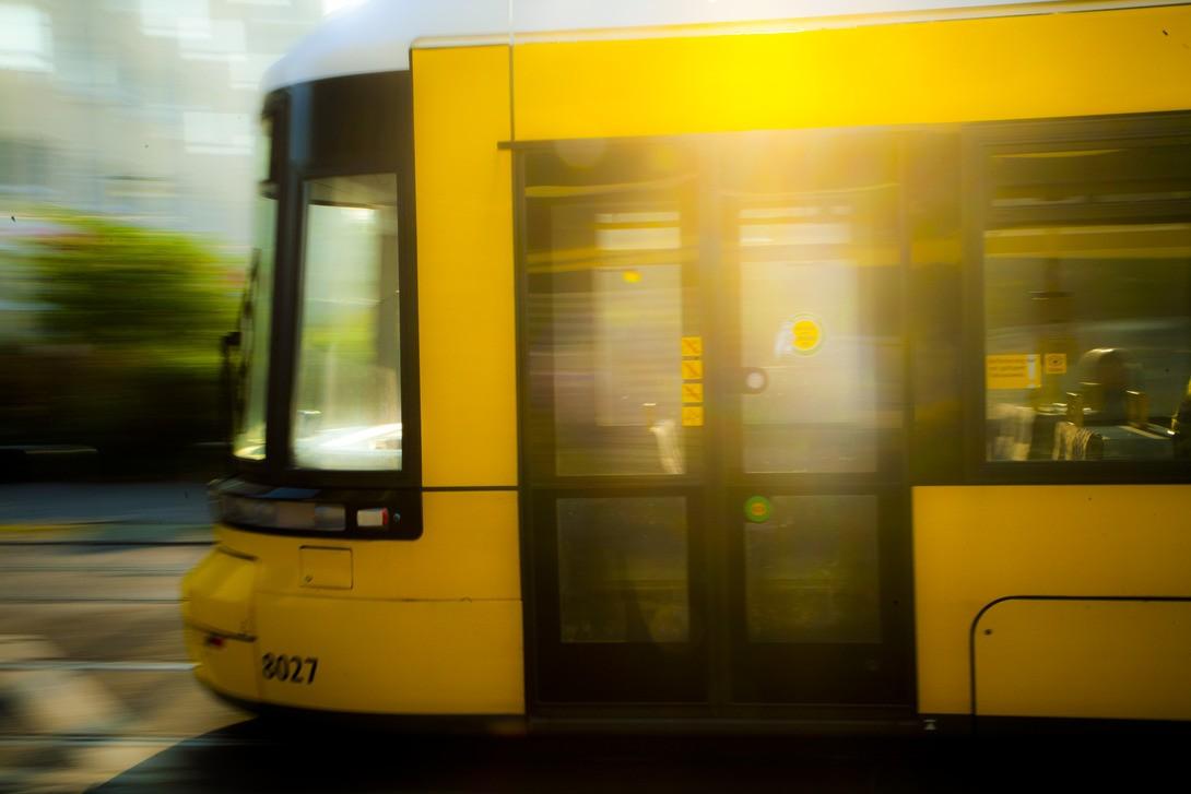 Alexanderplatz tram